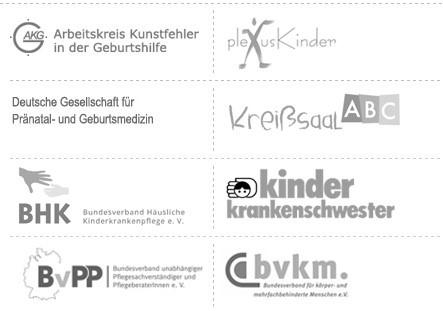 Ein Bild der Organisationen, die unsere Kanzlei unterstützt